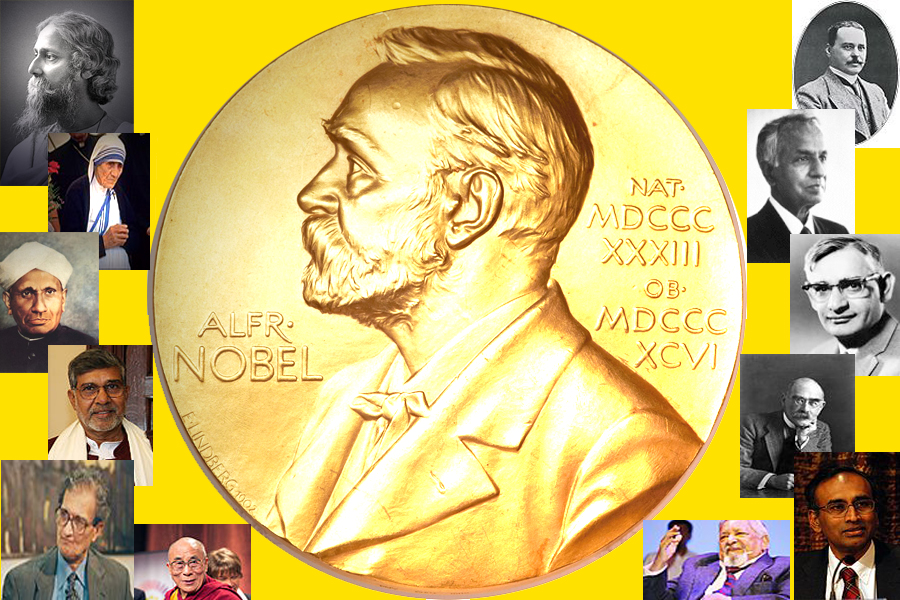 Indian Citizens Who Won The 'Nobel Prize'
