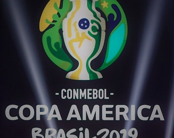 THE 46th EDITION OF THE COPA AMERICA CUP-BRAZIL.