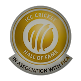 NEW MEMBERS OF ICC HALL OF FAME.
