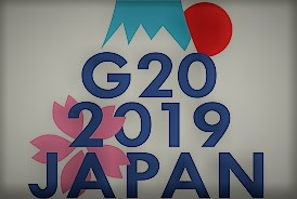 THE 14th G-20 SUMMIT OSAKA.