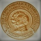 TYLER PRIZE-THE NOBEL FOR THE ENVIRONMENT.