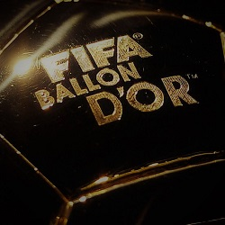 6th BALLON d'OR FOR MESSI.