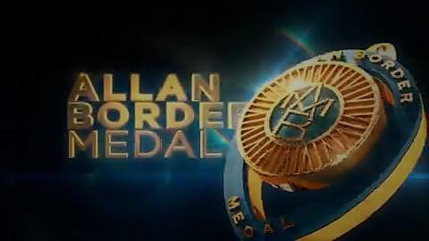 ALLAN BORDER MEDAL
