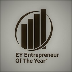 ERNST & YOUNG ENTREPRENEUR OF THE YEAR- KIRAN MAZUMDAR.