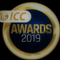 THE 16th EDITION OF ICC AWARDS.