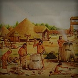 CHALCOLITHIC-THE FIRST COPPER CULTURE