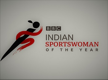 BBC INDIAN SPORTSWOMAN OF THE YEAR- PV SINDHU