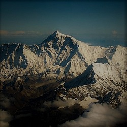 IMPORTANT PEAKS OF THE HIMALAYAS