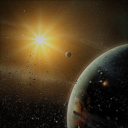 THE SOLAR SYSTEM- PLANETS