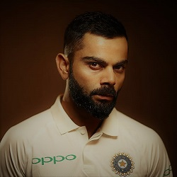 KOHLI RANKS 66 AMONG THE WORLD HIGHEST PAID ATHLETES