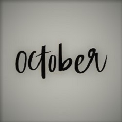 IMPORTANT DAYS IN THE MONTH OF OCTOBER