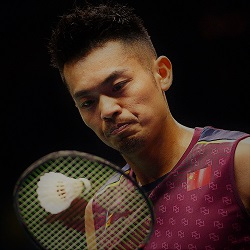 SUPER DAN BIDS ADIEU TO BADMINTON