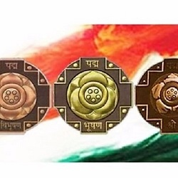 THE PADMA AWARDS 2021