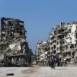 WORLD'S LEAST LIVABLE CITY-DAMASCUS